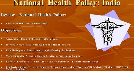 health policy notes Note that the eight categories are divided into two thematic areas, health policy and science of disease students are strongly encouraged, but not required, to take at least one course from each.
