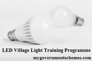 LED Village Light Training Programme