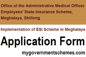Meghalaya Employees State Insurance Scheme
